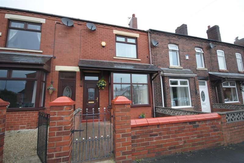 2 Bedrooms Terraced House for sale in Beech Hall Street, Springfield, Wigan.