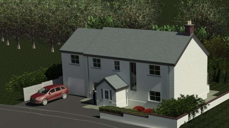 5 Bedrooms Detached House for sale in Poplar Meadow, Freystrop, Haverfordwest