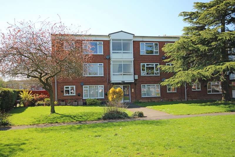 2 Bedrooms Apartment Flat for sale in Boswell Grove, Warwick