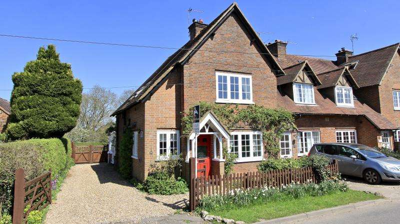 3 Bedrooms End Of Terrace House for sale in Chartridge, HP5