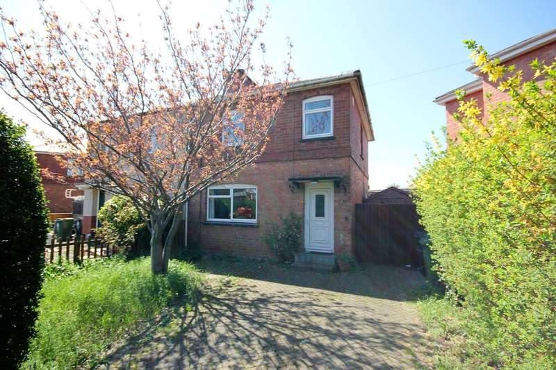 3 Bedrooms Semi Detached House for sale in Gillam Street, Worcester, WR3