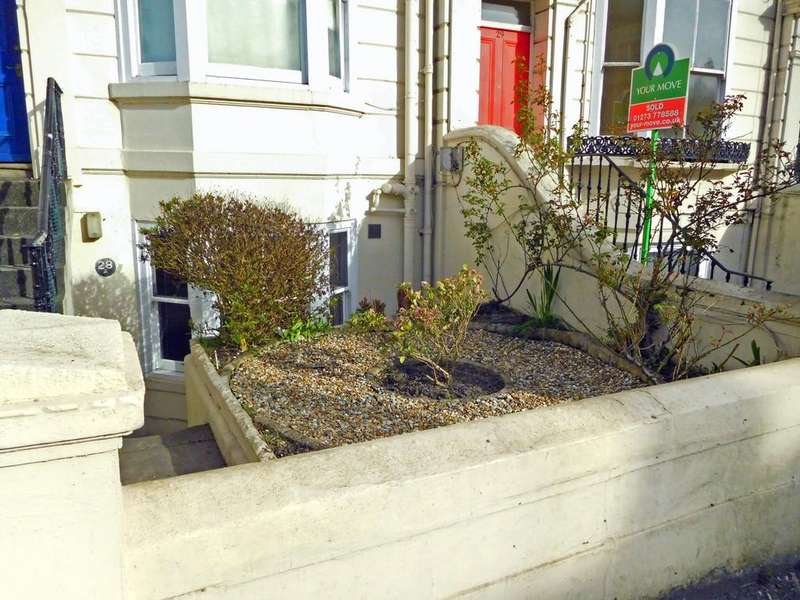 1 Bedroom Flat for sale in Chatham Place, Brighton, BN1