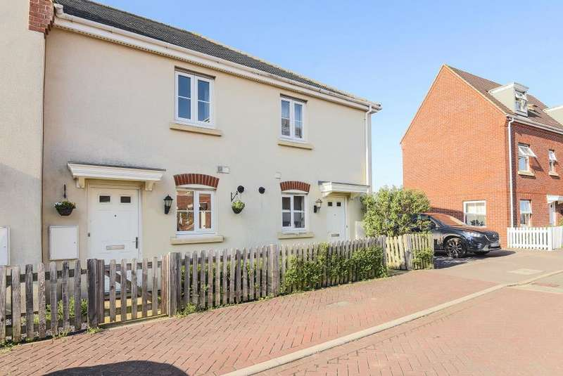 2 Bedrooms House for sale in Grenadier Gardens, Thatcham, RG19