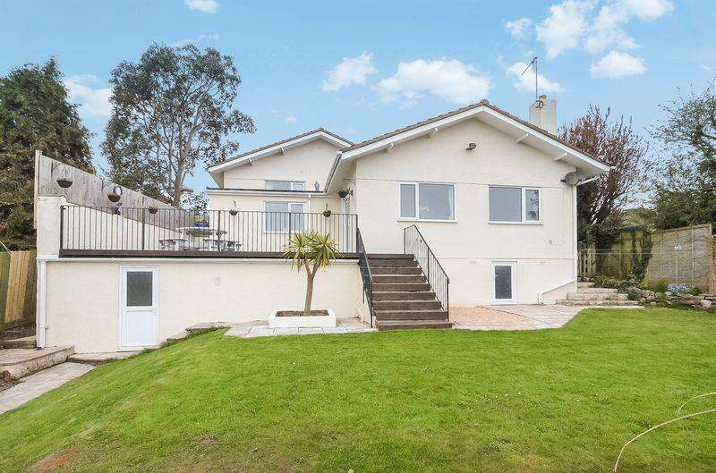 5 Bedrooms Bungalow for sale in COPYTHORNE ROAD, BRIXHAM