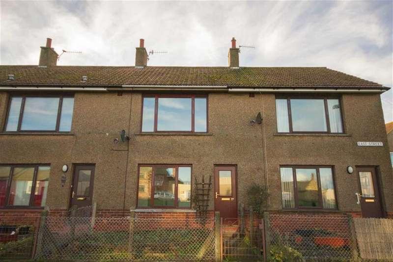 2 Bedrooms Terraced House for sale in East Street, Spittal, Berwick-upon-Tweed, TD15