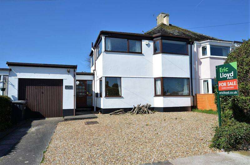 4 Bedrooms Mews House for sale in HORSESHOE BEND GOODRINGTON PAIGNTON