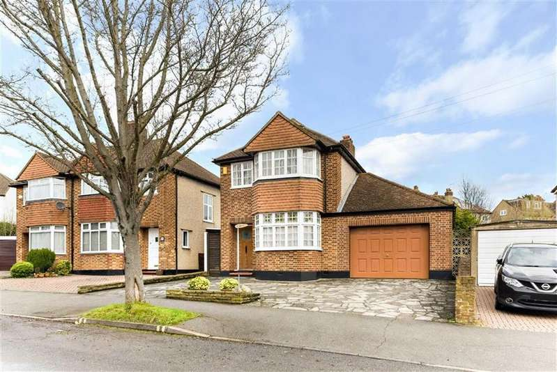 3 Bedrooms Detached House for sale in Hallmead Road, Sutton