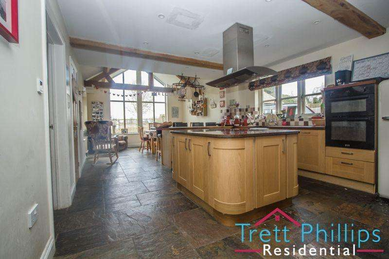5 Bedrooms Detached House for sale in Chapel Road, Trunch