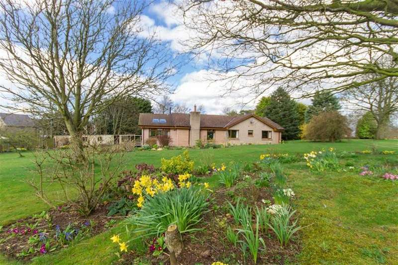 4 Bedrooms Detached Bungalow for sale in West Drive, Berwick-upon-Tweed, Northumberland, TD15