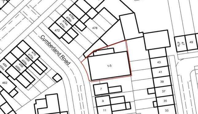 Land Commercial for sale in Cumberland Road, London, E13 8LH