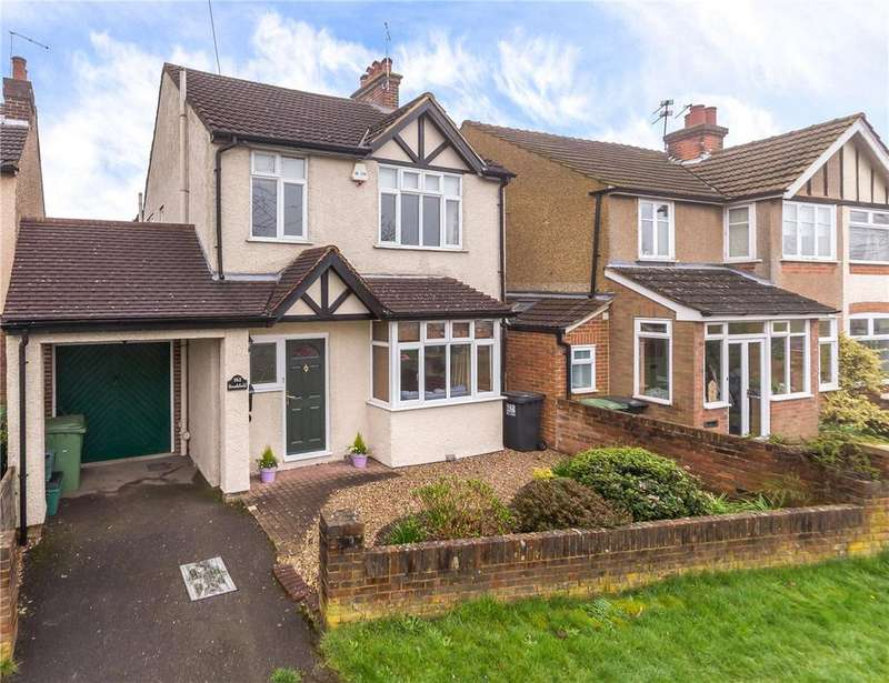 4 Bedrooms Detached House for sale in Sandridge Road, St. Albans, Hertfordshire