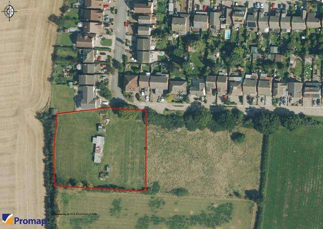Land Commercial for sale in Windermere Avenue, Hockley, Essex, SS5 6JT