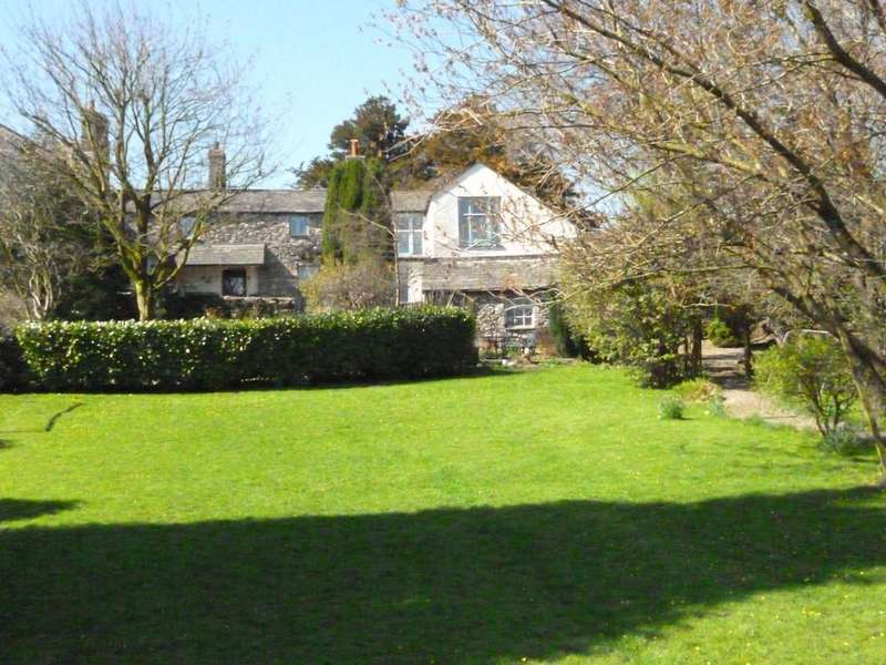 5 Bedrooms Cottage House for sale in Old Orchard Cottage, Dendron, Ulverston. LA12 0QN