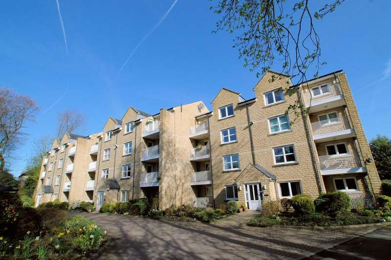 2 Bedrooms Apartment Flat for sale in Apartment 13 Skircoat Lodge, Skircoat Green, Halifax HX3