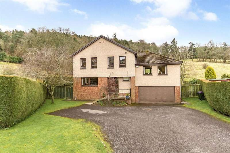 4 Bedrooms Detached House for sale in 11 Hatton View, Perth, PH2