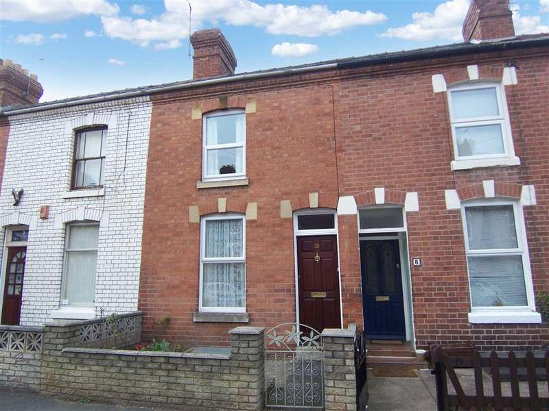2 Bedrooms Terraced House for sale in Stanhope Street, Whitecross, Hereford
