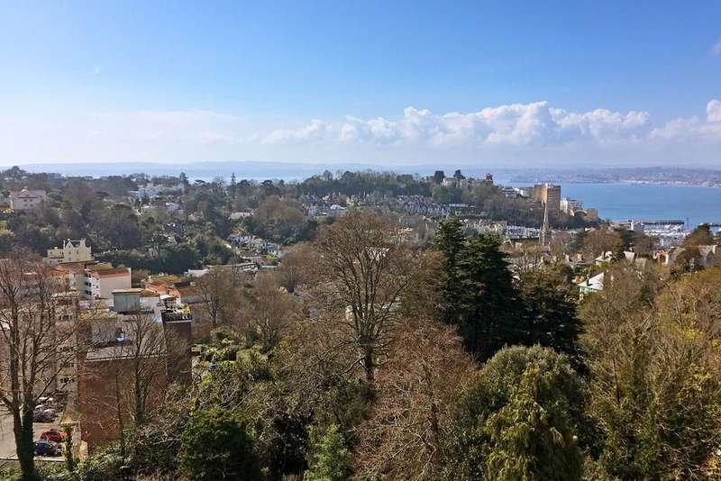 2 Bedrooms Apartment Flat for sale in Lucerne Lower Warberry Road, Torquay, TQ1