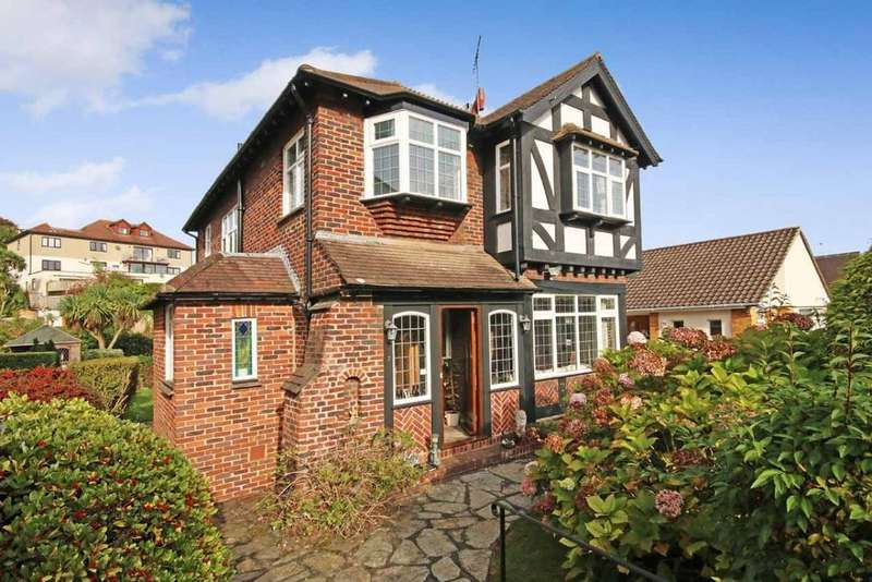 3 Bedrooms Detached House for sale in Barnfield Road, Torquay, TQ2