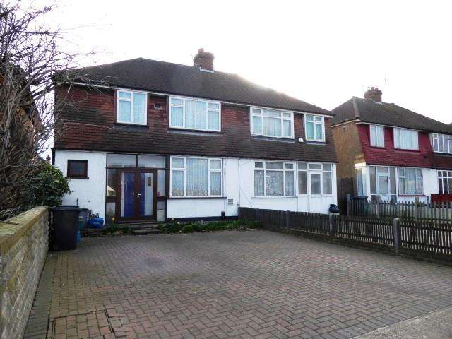 4 Bedrooms Semi Detached House for sale in Hook Rise South, Surbiton KT6