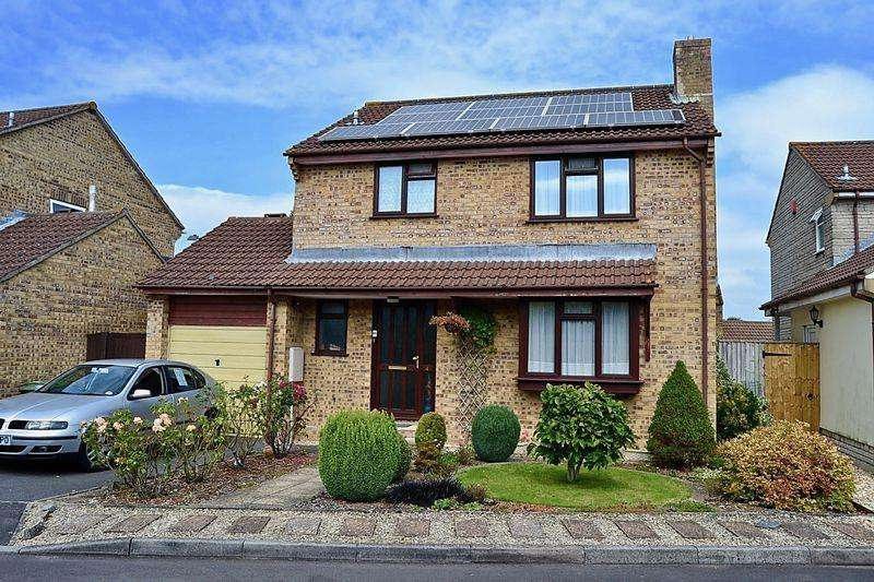 4 Bedrooms Detached House for sale in Westacre, Street