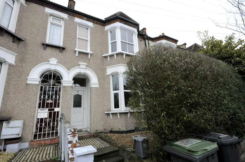 2 Bedrooms Flat for sale in Pascoe Road, London