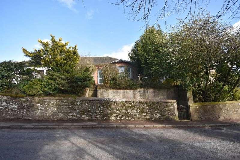 2 Bedrooms Semi Detached Bungalow for sale in 31 Braxfield Road, LANARK, ML11 9BS
