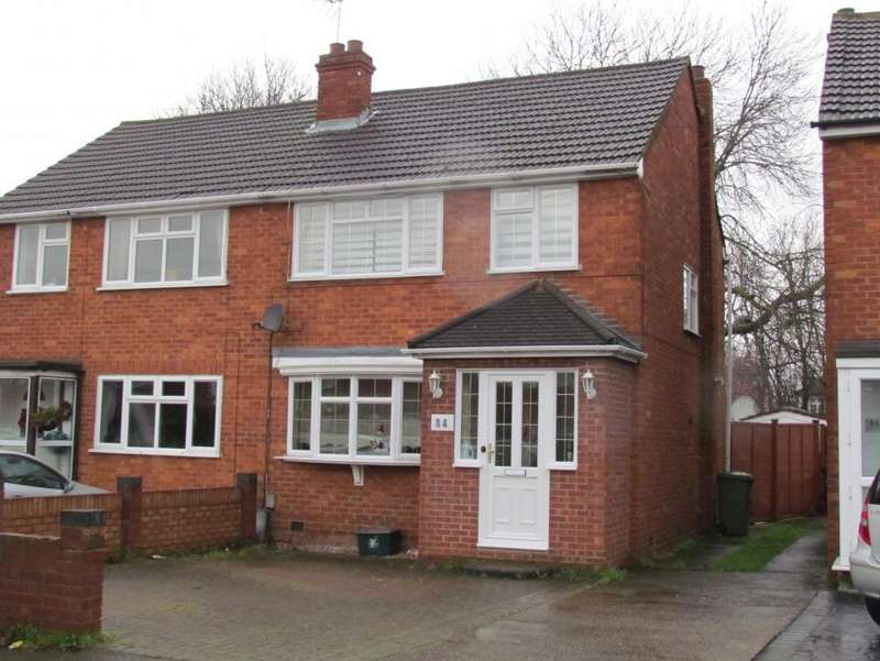 3 Bedrooms Semi Detached House for sale in Warwick Drive, Cheshunt, EN8