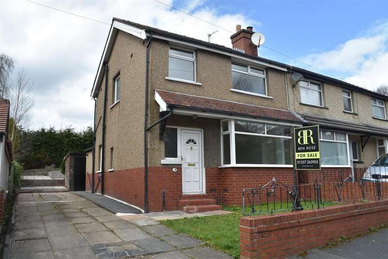 3 Bedrooms Semi Detached House for sale in Strathmore Grove, Chorley