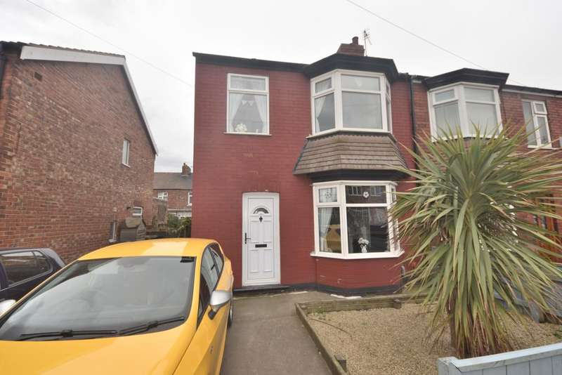 3 Bedrooms Semi Detached House for sale in Cypress road , Redcar TS10