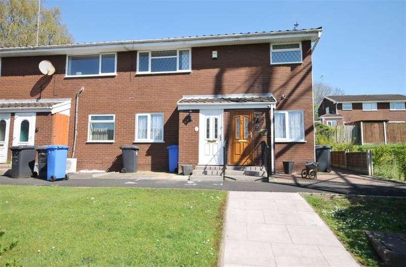 2 Bedrooms Flat for sale in Pippits Row, Beechwood, Runcorn, WA7 3HP