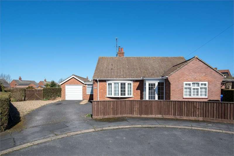 3 Bedrooms Detached Bungalow for sale in Kings Avenue, Boston, Lincolnshire