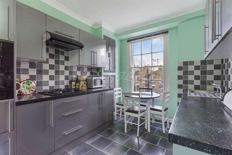 4 Bedrooms Terraced House for sale in Cruden Street, Islington, N1