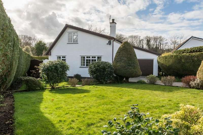 4 Bedrooms Detached House for sale in Traeth Coch Uchaf, Red Wharf Bay, North Wales