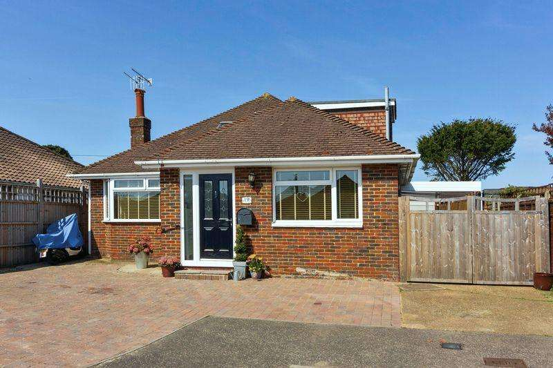 4 Bedrooms Detached House for sale in Greentrees Close, Sompting