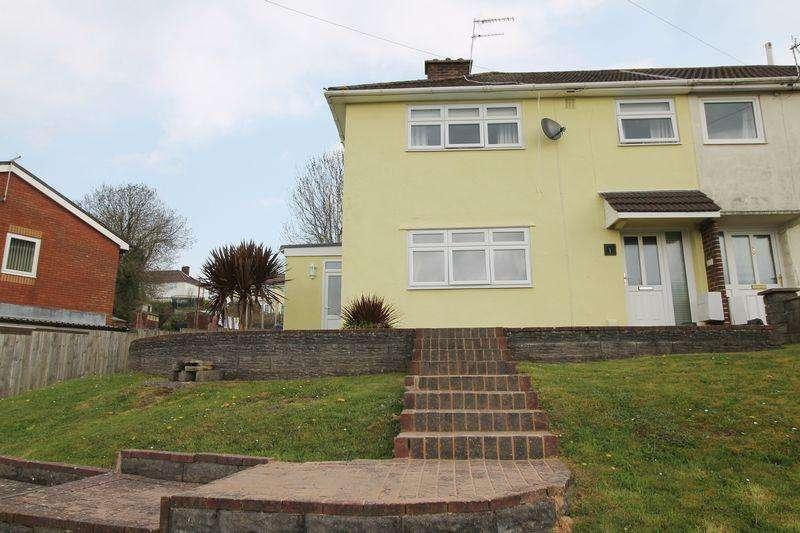 3 Bedrooms Semi Detached House for sale in Heol Y Bryn, Pontyclun, CF72 9AP
