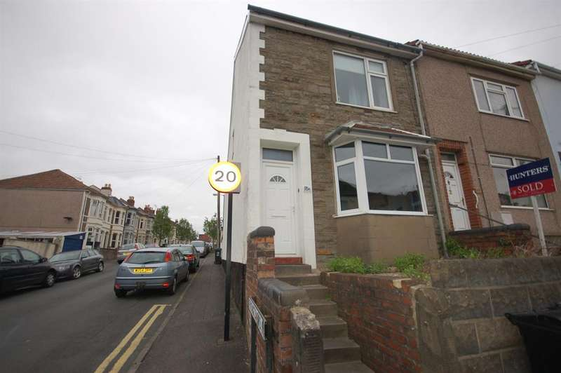 2 Bedrooms Ground Flat for sale in Bell Hill Road, St. George, Bristol BS5 7LY