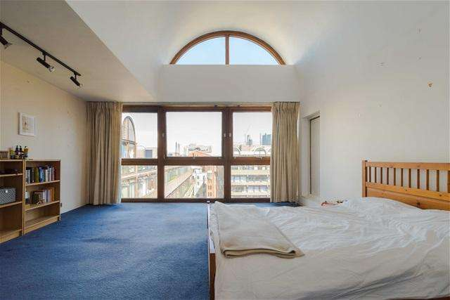 1 Bedroom Flat for sale in John Trundle Court, Barbican