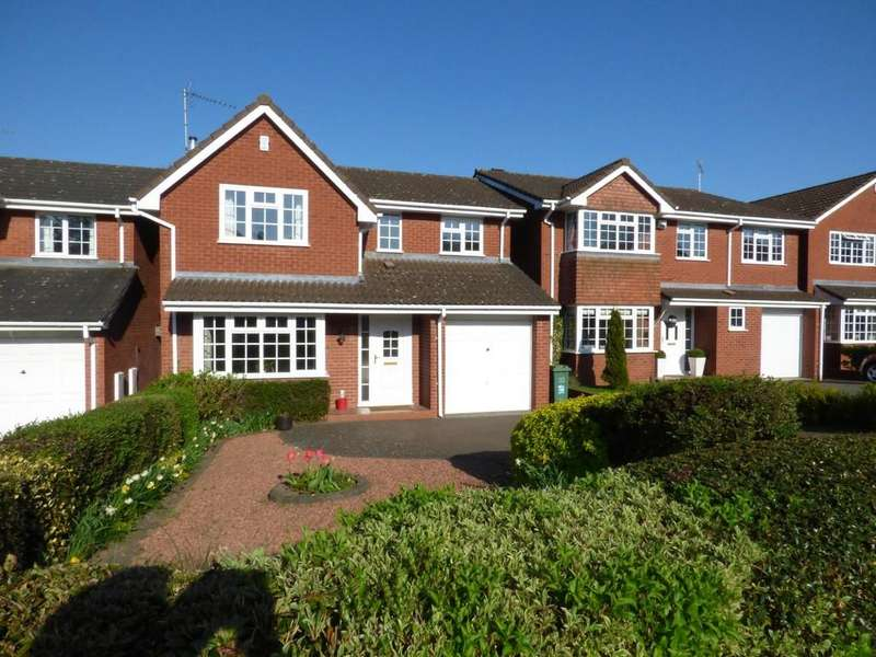 4 Bedrooms Detached House for sale in Montville Drive, Castle House Gardens