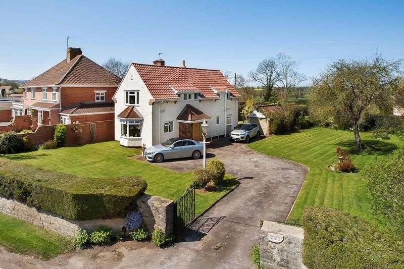 4 Bedrooms Property for sale in Enmore, Nr. Bridgwater