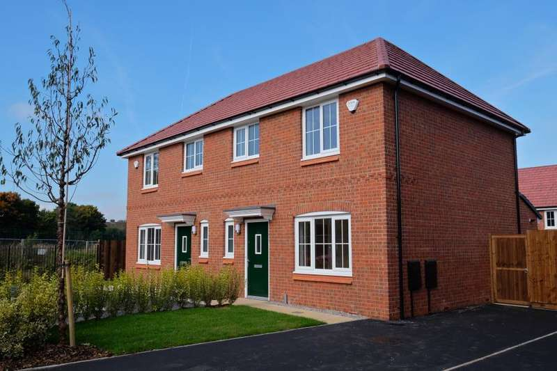 3 Bedrooms Semi Detached House for rent in Shaw Road, Newhey