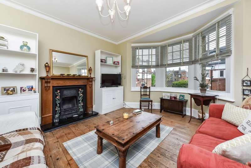 4 Bedrooms Maisonette Flat for sale in Babington Road, SW16