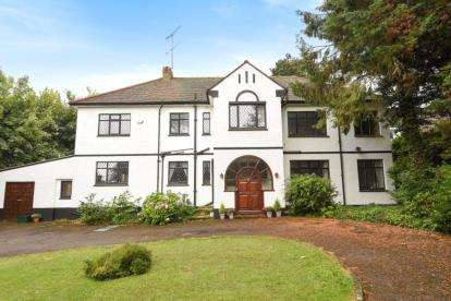 6 Bedrooms Detached House for sale in Downe Road, Keston