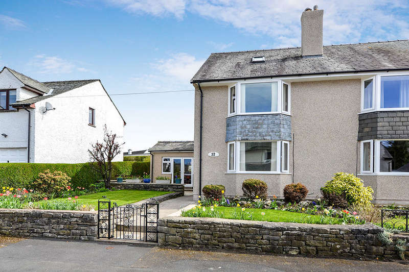3 Bedrooms Semi Detached House for sale in Heron Hill, Kendal, LA9