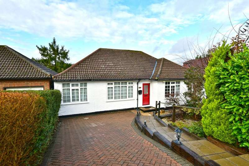 5 Bedrooms Detached Bungalow for sale in Furze View, Chorleywood, Hertfordshire, WD3