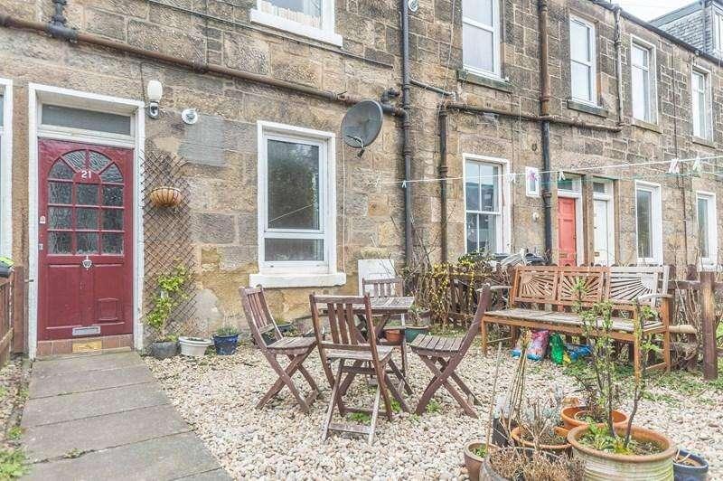 2 Bedrooms Property for sale in 21 Elmwood Terrace, Lochend, Edinburgh, EH6 8DF