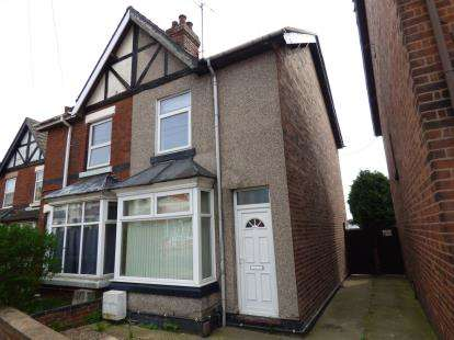 3 Bedrooms Semi Detached House for sale in Carter Lane, Mansfield, Nottinghamshire