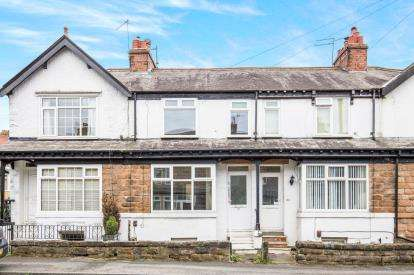 2 Bedrooms Terraced House for sale in North Lodge Avenue, Harrogate, North Yorkshire, .