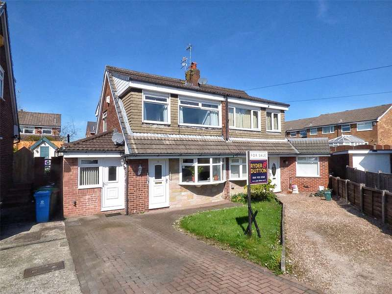 3 Bedrooms Semi Detached House for sale in Liskeard Avenue, Royton, Oldham, OL2