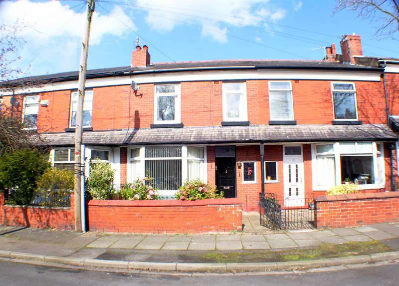 3 Bedrooms Terraced House for sale in Laburnum Avenue, Swinton, Manchester
