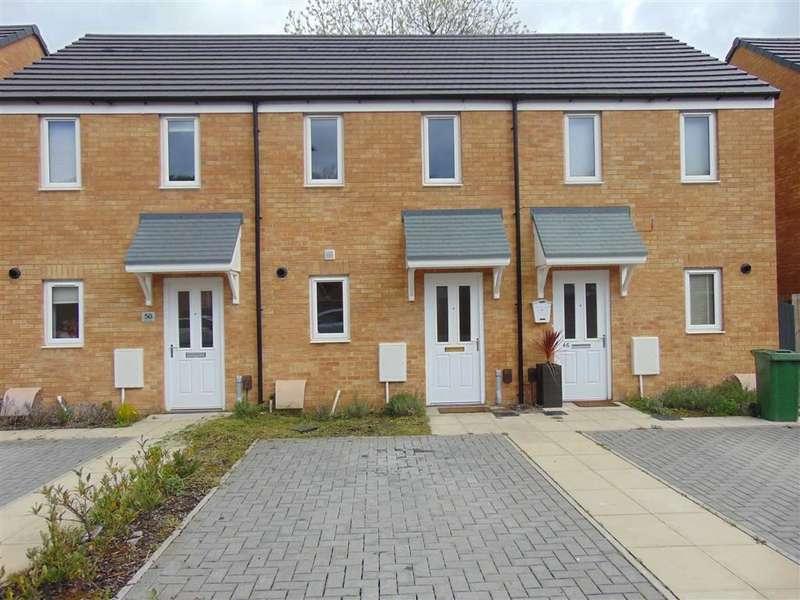2 Bedrooms Terraced House for sale in Ymyl-yr-afon, Pontypridd, Rhondda Cynon Taff
